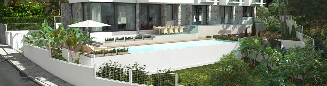 Neubau Finca Mallorca